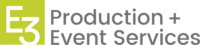E3 Production + Event Services